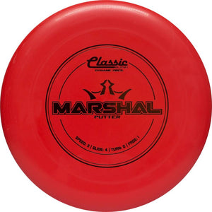 Dynamic Discs Classic Blend Marshal Putter Golf Disc