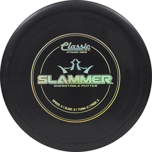 Dynamic Discs Classic Blend Slammer Putter Golf Disc
