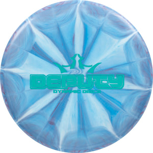 Dynamic Discs Limited Edition Bar Stamp Moonshine Glow Prime Burst Deputy Putter Golf Disc