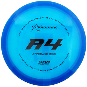 Prodigy 400 Series A4 Approach Midrange Golf Disc
