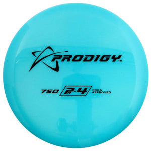 Prodigy 750 Series PA4 Putter Golf Disc