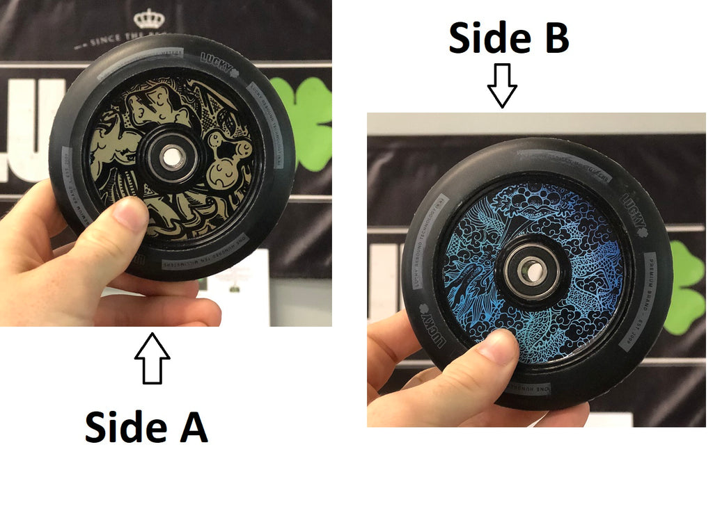 pro scooter wheel for sale