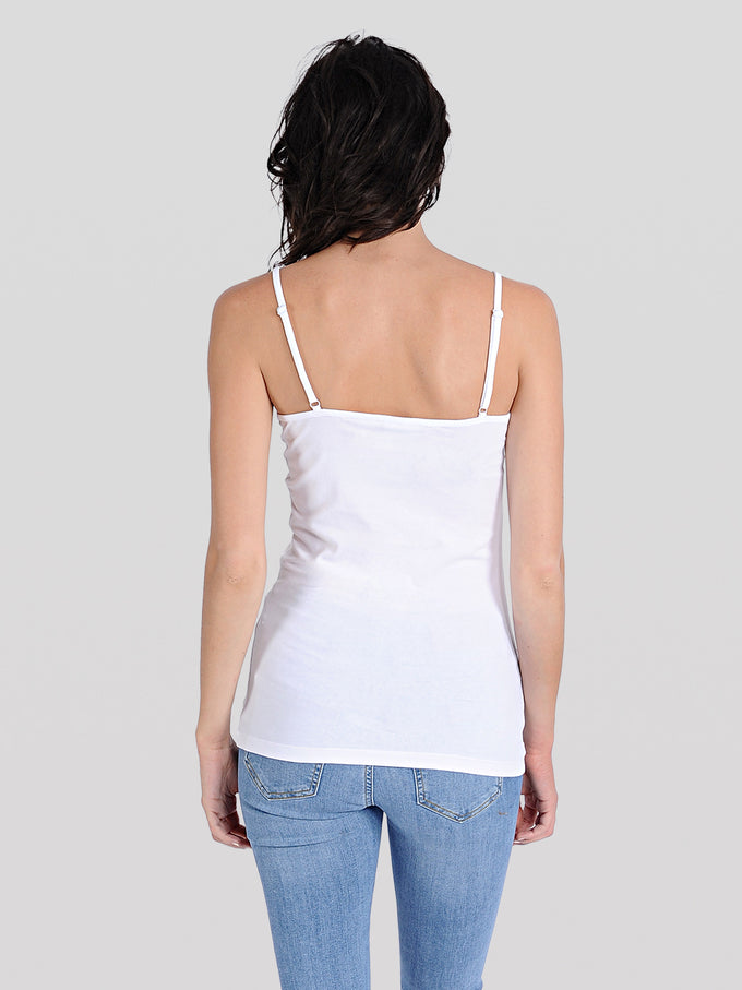 ESSENTIAL CAMI Bright White