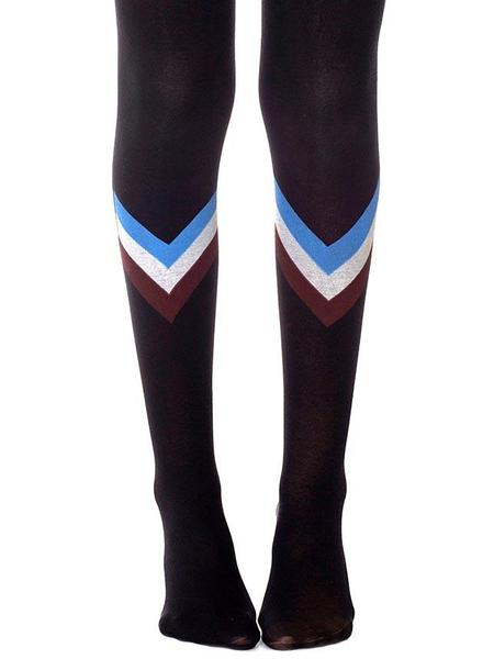Victory Black Tights