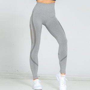 Women's High-Waisted Yoga Leggings