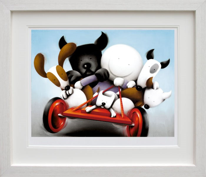 Hold on Tight by Doug Hyde
