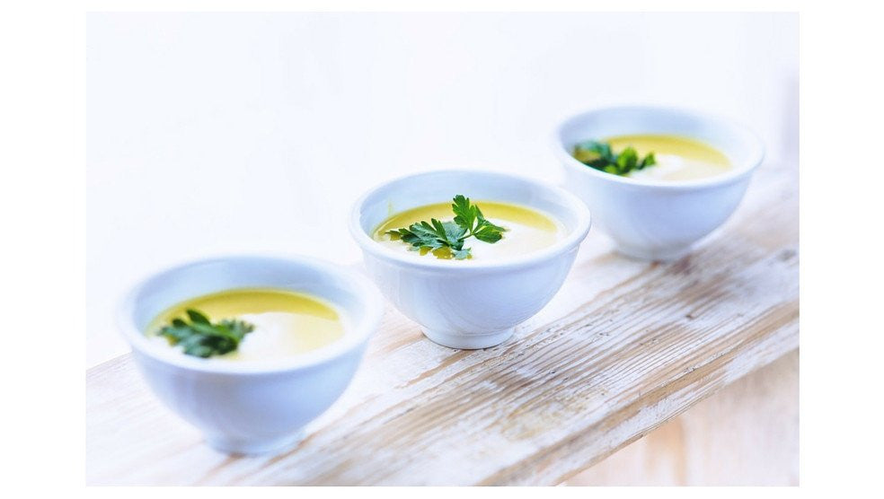 Four Fabulous Soups: Warm and Healthy Recipes