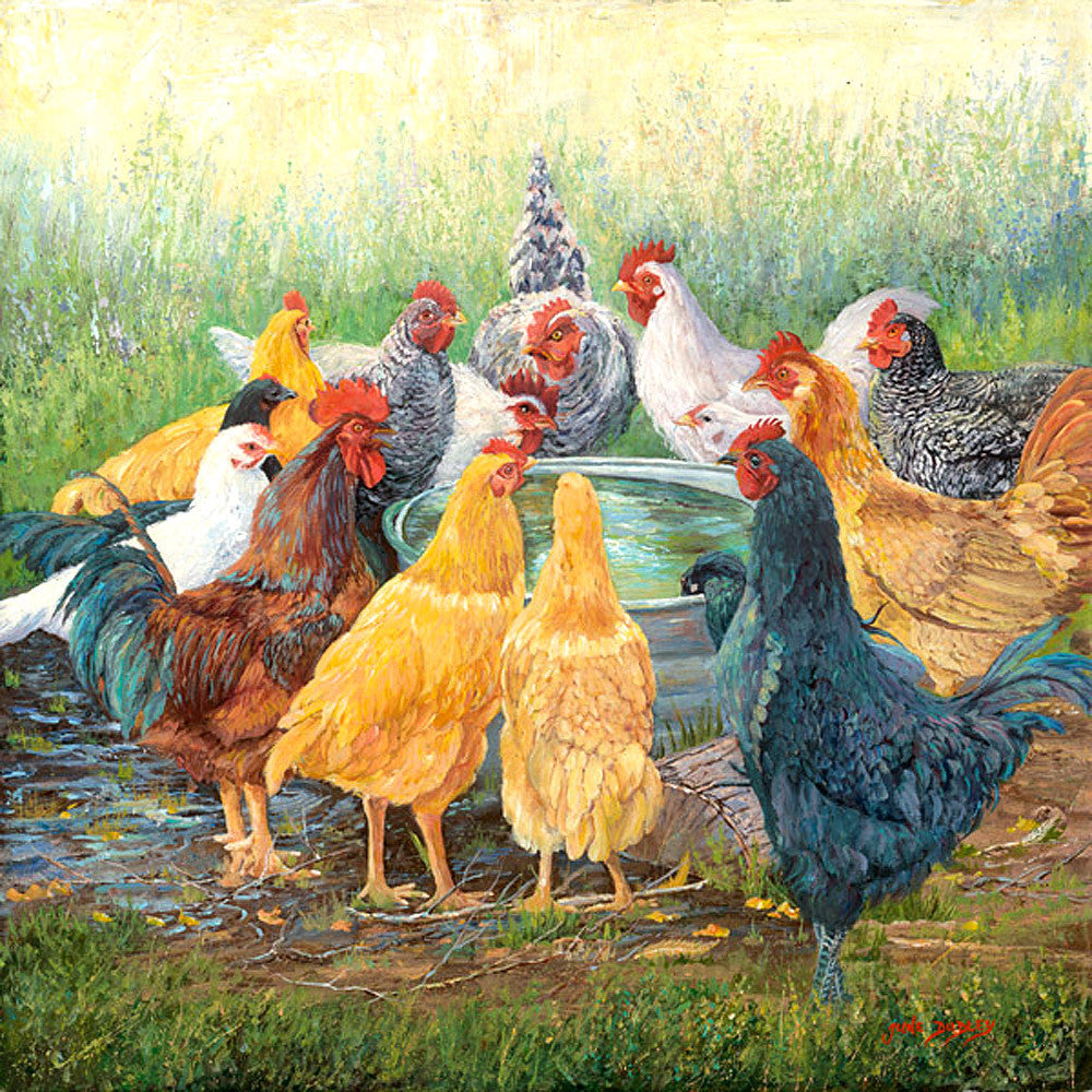 Happy Hour by June Dudley