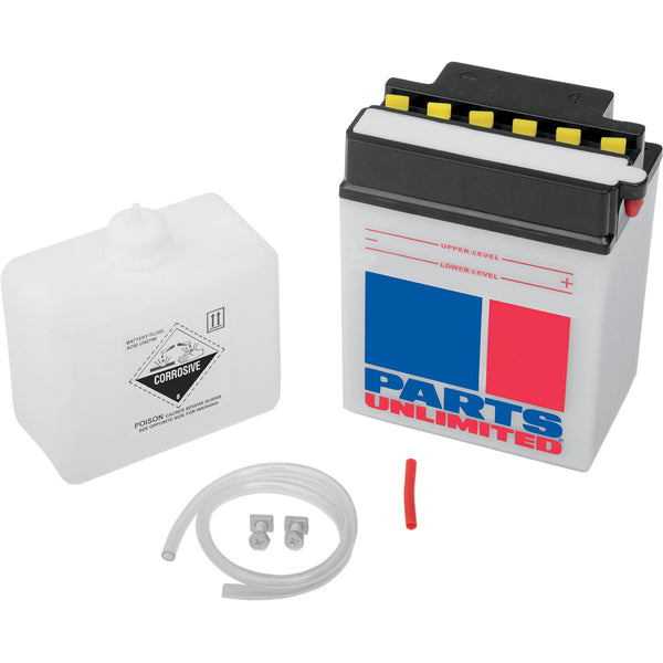 2113-0193 PARTS UNLIMITED BATTERIES 12V Heavy-Duty Battery Kit BATTERY YB16CL-B