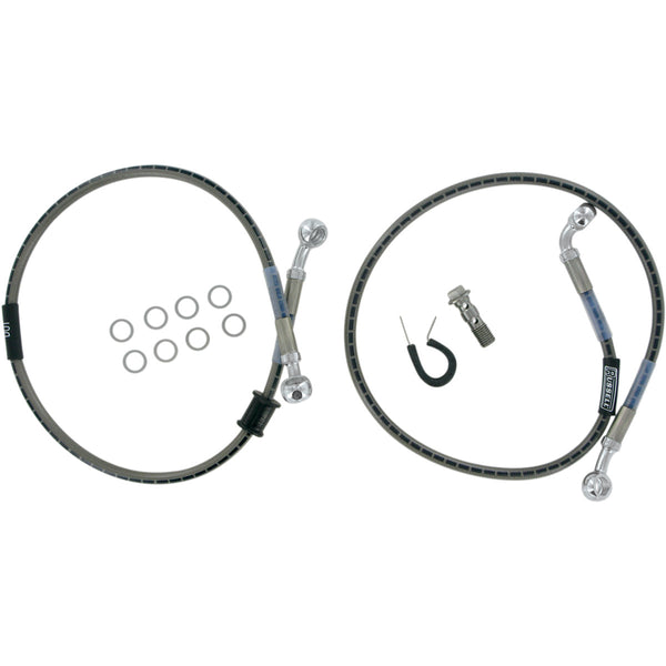RUSSELL Cycleflex™ Front Brake Line Kit