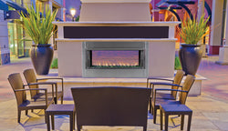 VRE4543  Outdoor Fireplace - Vent-Free - System
