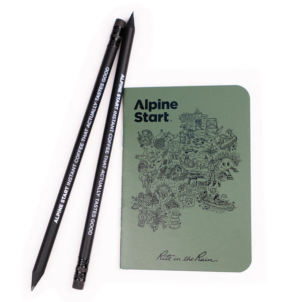 Alpine Start x Rite In The Rain Mini Notebook