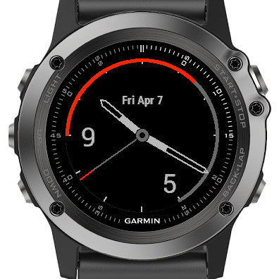 9 to 5 Watch Face