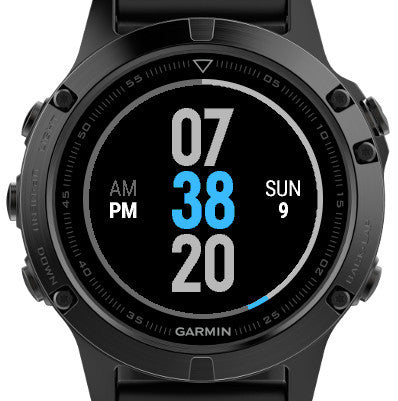 AlphaX Watch Face