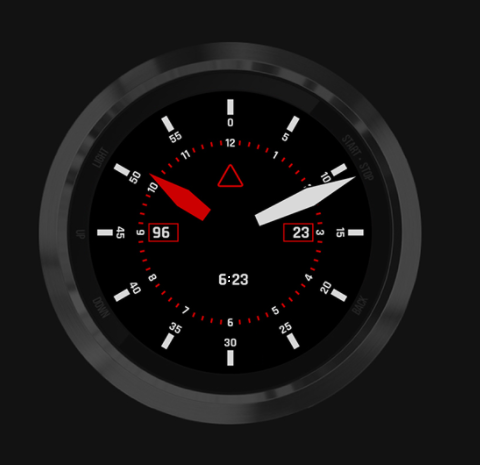 Avenger Watch Face