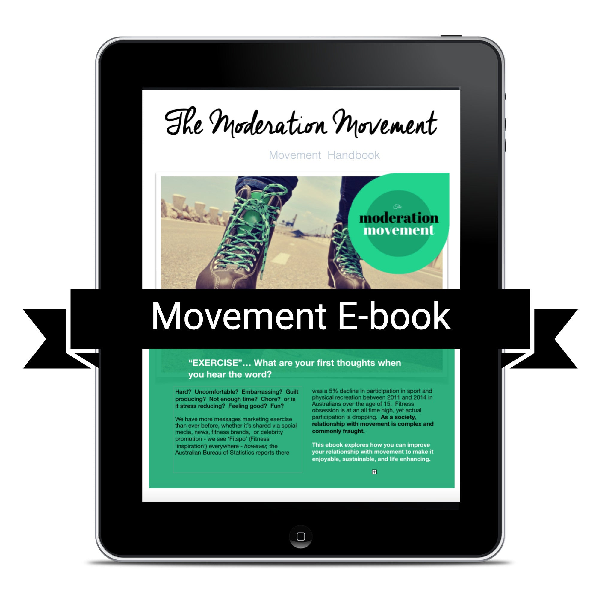 Movement Handbook - An Ebook to improve your relationship with physical activity