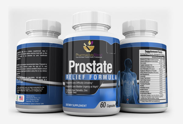 Prostate Relief Formula