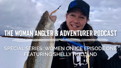 EP. 40 Special Series: Women on Ice Episode One Featuring Shelly Holland