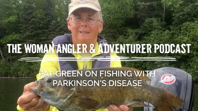 EP. 53 Pat Green on Fishing with Parkinson's Disease