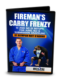 Firemans Carry Frenzy by Matt D'Aquino