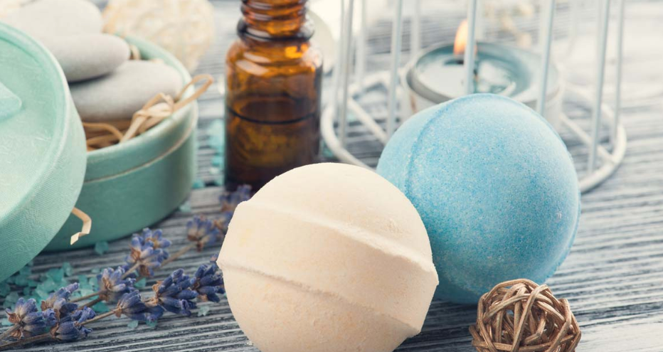 How to Soothe Your Pain With a Single Bath Bomb