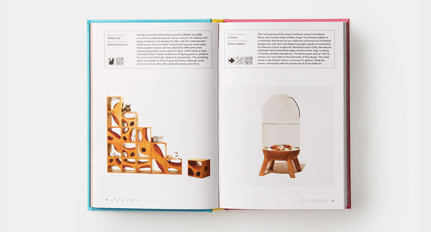 Pet-tecture: Design for Pets Book