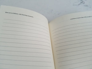 Daily Success Mantra notebook