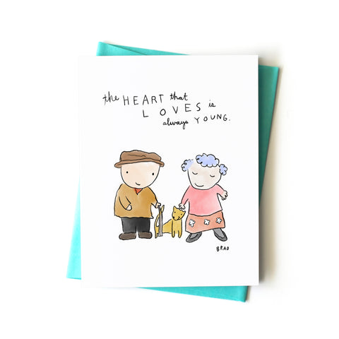 Bib & Dot Card