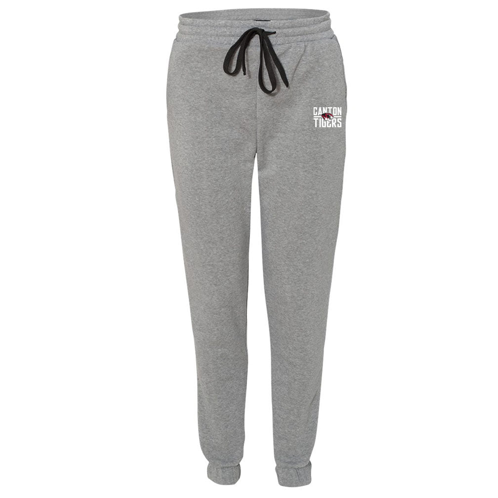Canton Fleece Joggers Center Tiger