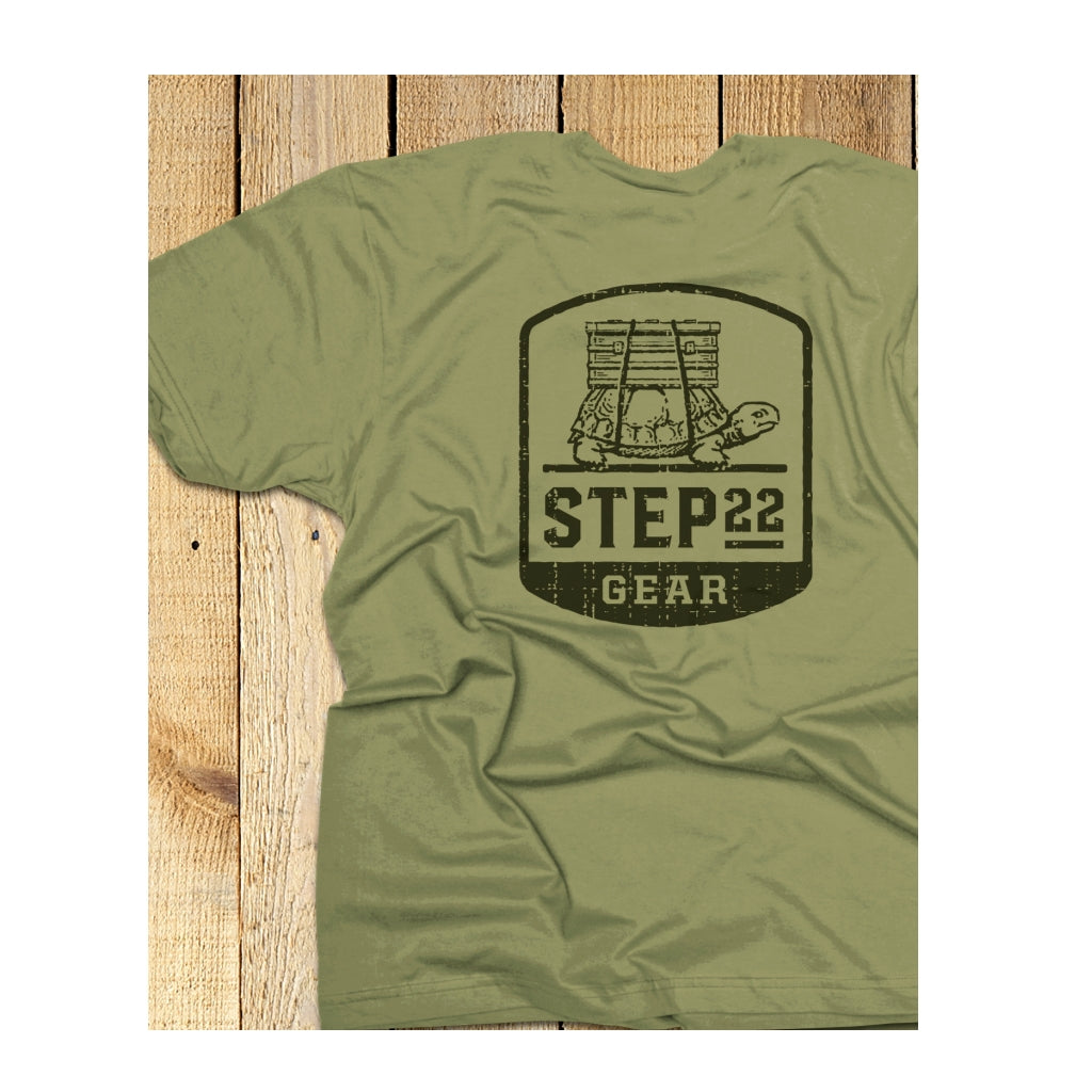 STEP 22 Men's Logo T-Shirt