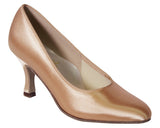 DSI VIENNA Wide Fit Ladies Ballroom Court Shoes