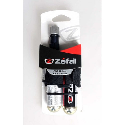 Aire Comprimido Zéfal CO2 Holder + EZ Control