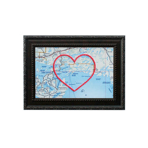 Killarney Heart Map