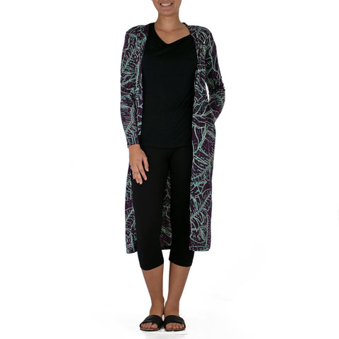 WAIPIʻO LONG CARDIGAN