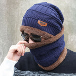 2016 new knitted hat fashion Beanies Knit Men's Winter Hat Caps Skullies Bonnet For Men Women-Justt Click