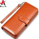 Fashion 2017 New Women Wallet Card Holder Purse Female Pouch Money Holder-Justt Click