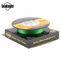 SeaKnight Branded 300M New 4 Strands Braided Fine Fishing LinesFishing Line-Justt Click