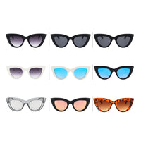Sunglasses New Fashion High quality PC frame HD Resin lens Travel Outdoor Sun Glasses For Women Men X441-Justt Click