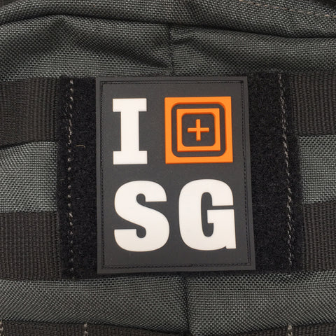 5.11 I SCOPE SG PATCH - Hock Gift Shop | Army Online Store in Singapore