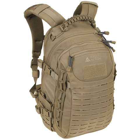DIRECT ACTION DRAGON EGG MKII BACKPACK - COYOTE - Hock Gift Shop | Army Online Store in Singapore