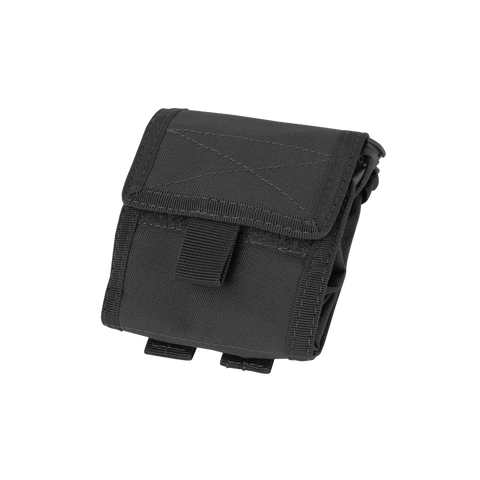 CONDOR ROLL-UP UTILITY POUCH - BLACK