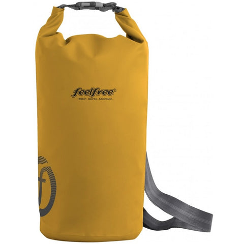 FEELFREE DRY TUBE 10 LITRES - YELLOW