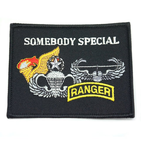 HIGH DESERT SOMEONE SPECIAL PATCH - Hock Gift Shop | Army Online Store in Singapore