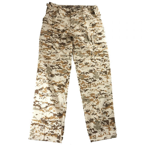 HIGH DESERT TACTICAL B.D.U CARGO PANTS - DESERT DIGITAL 2014 - Hock Gift Shop | Army Online Store in Singapore