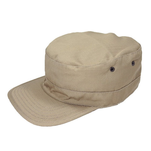HIGH DESERT TACTICAL MILITARY JOCKEY CAP 2013 - KHAKI - Hock Gift Shop | Army Online Store in Singapore