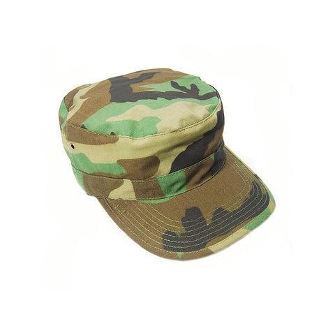 HIGH DESERT TACTICAL RIPSTOP BDU CAP - WOODLAND - Hock Gift Shop | Army Online Store in Singapore