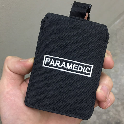 HIGH DESERT TACTICAL PASS HOLDER - PARAMEDIC