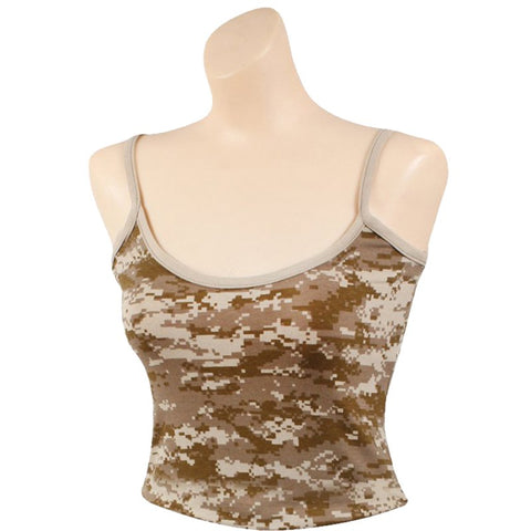 ROTHCO CASUAL TANK TOP - DESERT DIGITAL - Hock Gift Shop | Army Online Store in Singapore