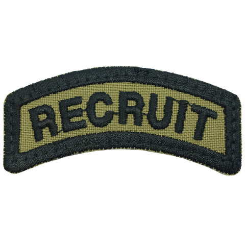 RECRUIT TAB - OLIVE GREEN