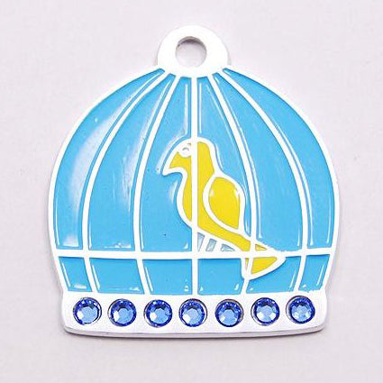 BIRD CAGE CAT TAG - Hock Gift Shop | Army Online Store in Singapore